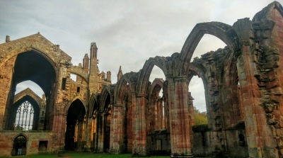 melrose-abbey